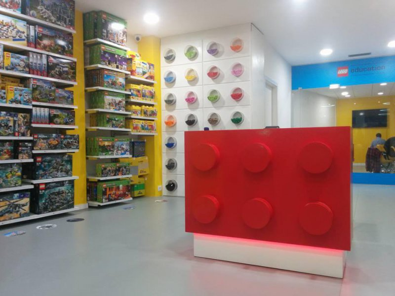 Juguetes Lego en Barcelona, Galegory