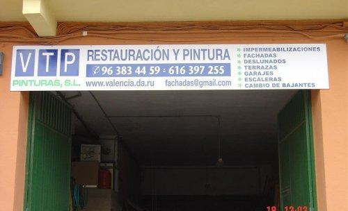 Nuestro almacén en Valencia