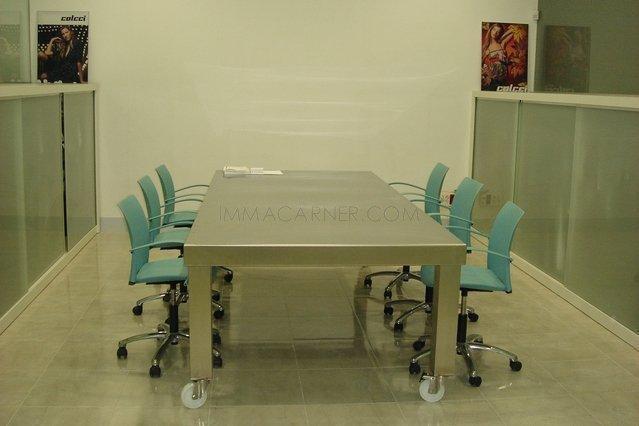 Imma Carner - Diseño de Interiores - Sala de reuniones