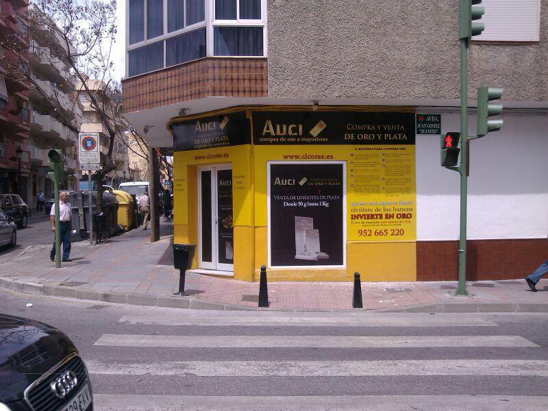Pubext, rotulación para exteriores en Málaga: rotulaciones
