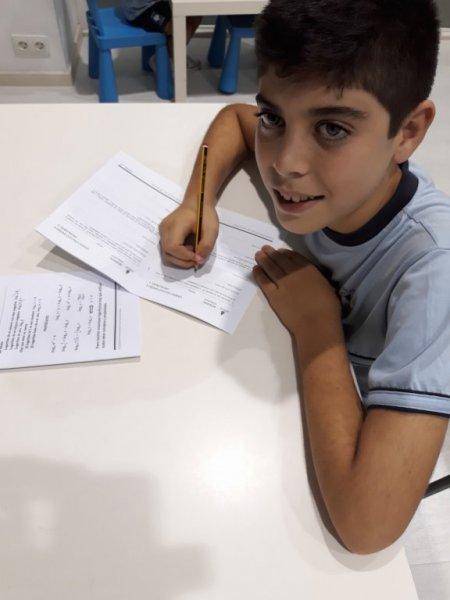 mi hijo tiene problemas en matemáticas Torrente Utiel Meliana