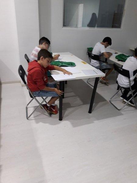 aprende inglés con nosotros