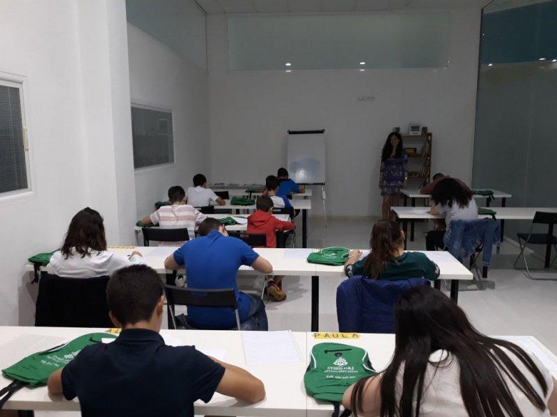 clases ingles para niños y estancias,