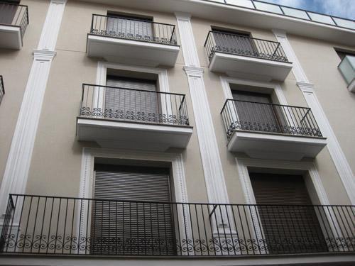 SAC3 ARQUITECTES Edificio Domus. Ontinyent