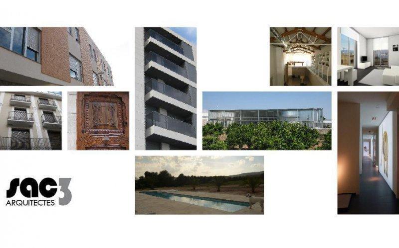 SAC3 ARQUITECTES arquitectos architects Ontinyent