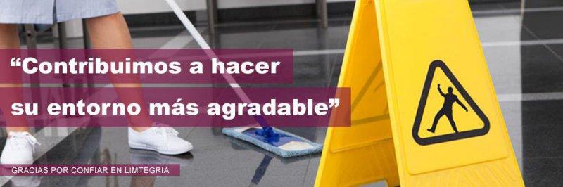Limtegria, empresa de limpiezas en Málaga