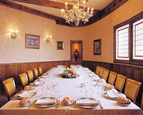 Salones especiales privados para celebraciones mas intimas