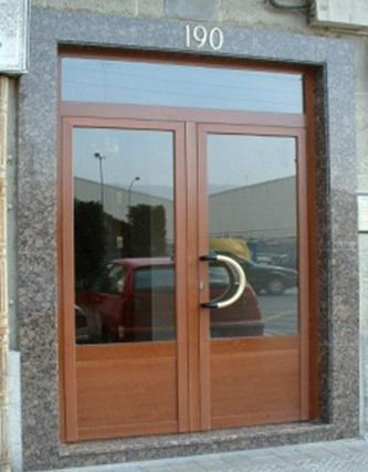 Carpintería Metálica Anfer, puertas y ventanas de hierro, aluminio y acero inoxidable