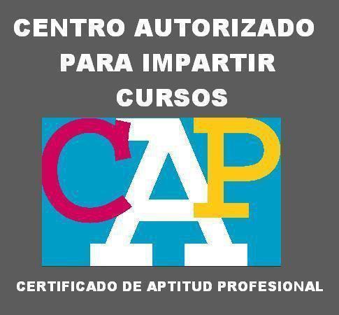 Centro homologado CAP