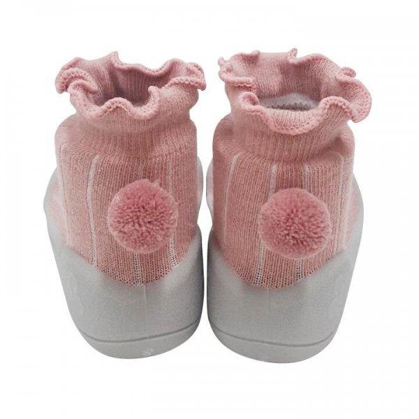 Attipas-Zapatos Primeros Pasos- Modelo Pom Pom