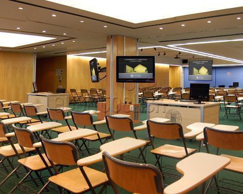Sala de conferencias 1, 2, 3 y 4