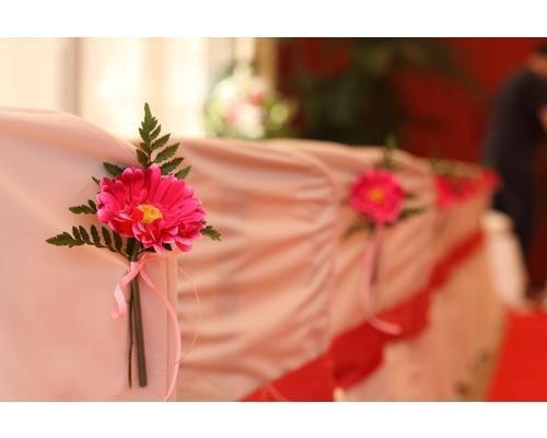 Elegante ceremonia en las calas