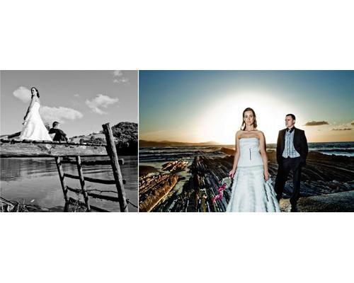 El reportaje de vuestra boda a vuestro gusto