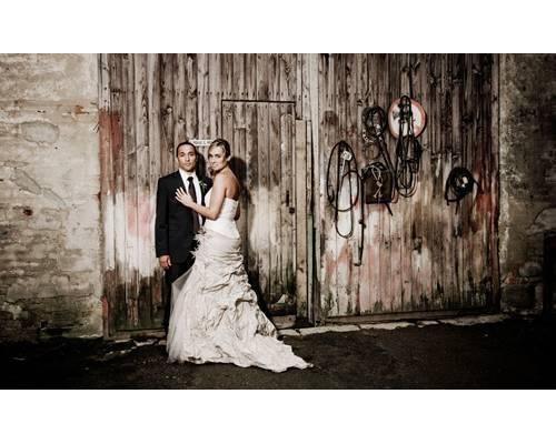Reportajes de boda diferentes y autenticos