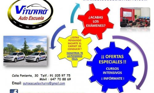 www.autoescuelaviturro.com