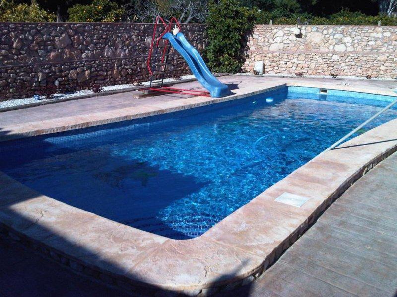 Piscinas Callosa, construcción de piscinas en Alicante