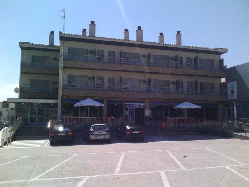 Hotel Restaurante y Cafetería Senante