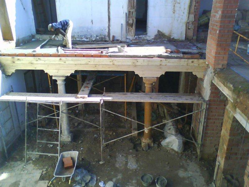 Rehabilitación casa Manchega