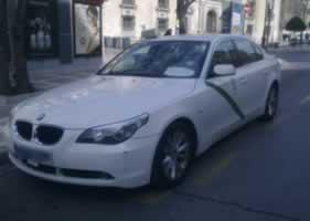 Taxi BMW