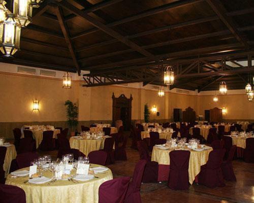 Salón climatizado para celebraciones