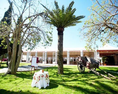 El lugar idóneo para la celebración de vuestra boda