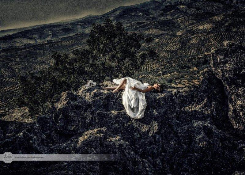 Fotografías Artísticas de Boda