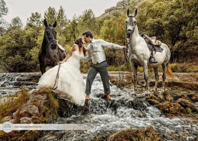 Fotografías de boda románticas