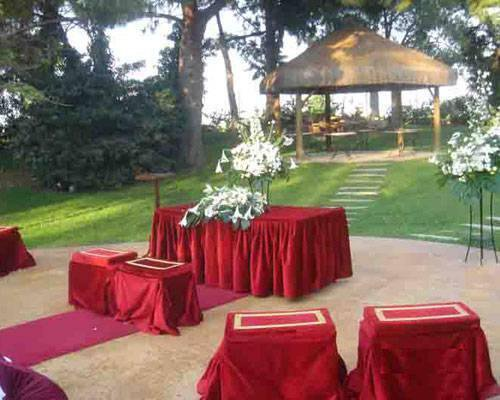 Altar ceremonia civil