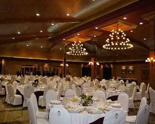 Bellos salones de banquetes