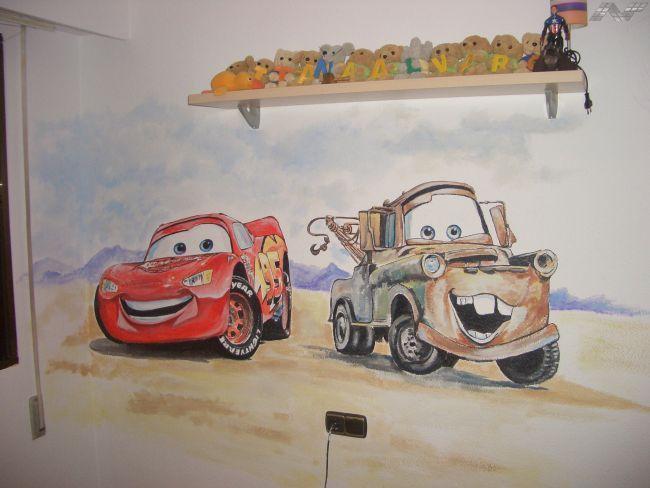 mural en habitacion cards