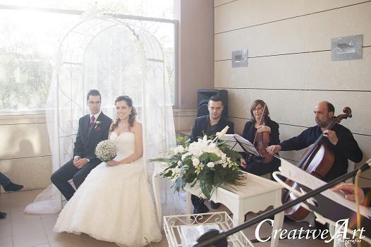 Amenizacion Ceremonia Civil Alicante Hotel NH