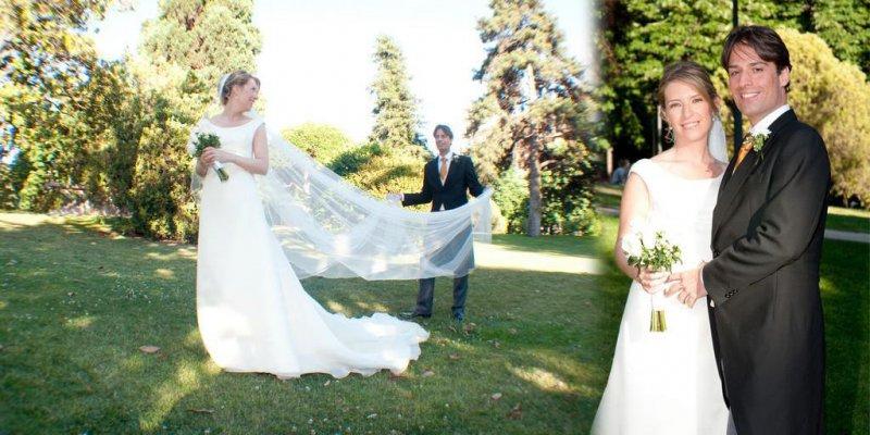 Ejemplo de reportaje de boda
