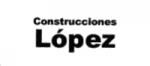 logo construcciones lópez