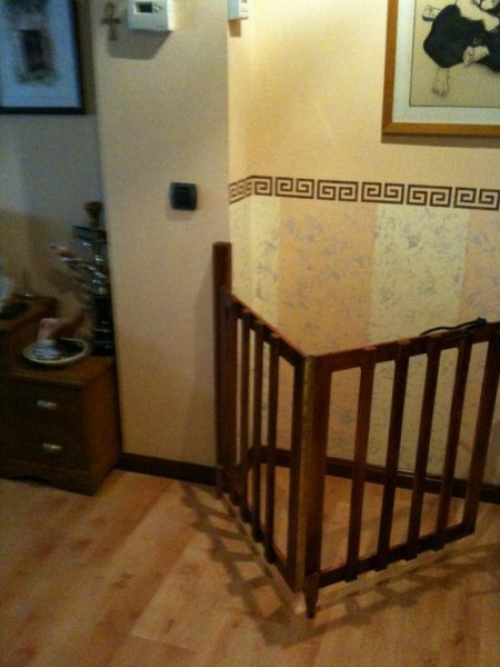 manitas zaragoza valla de madera artesana