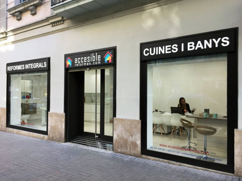 Exterior Accesible Reformas Bailén