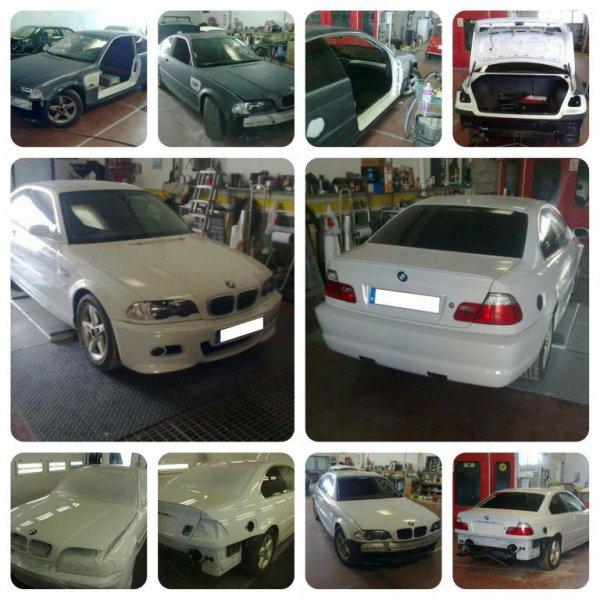 Cambio de color BMW