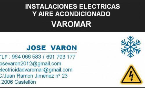Instalaciones Eléctricas Varomar