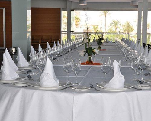 Capacidad para 220 invitados