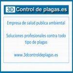 3D Control de plagas Paterna