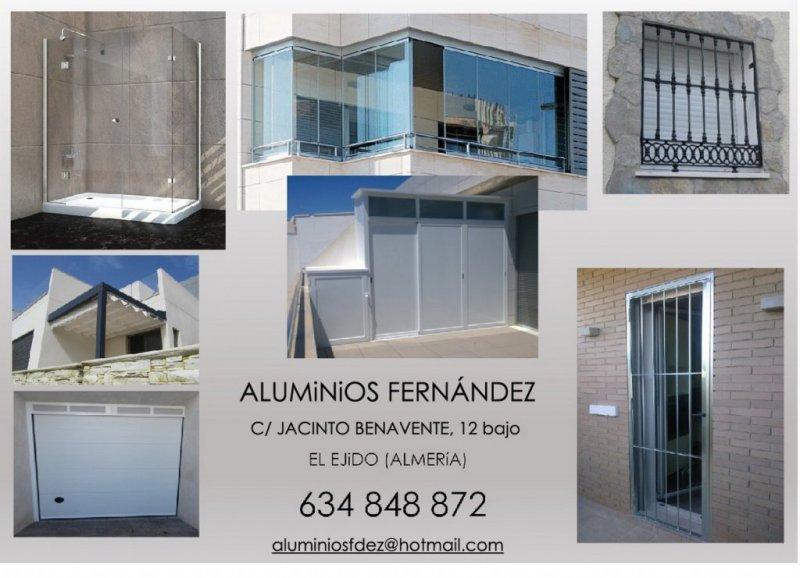 Portada Aluminios Fernandez