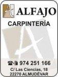 Carpintería Alfajo