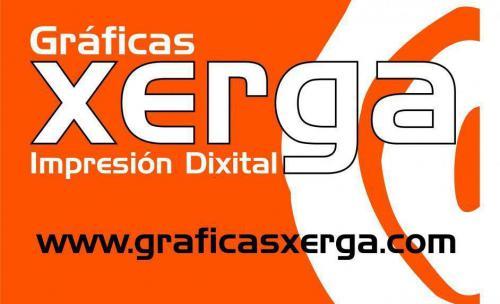 Logotipo Gráficas XERGA