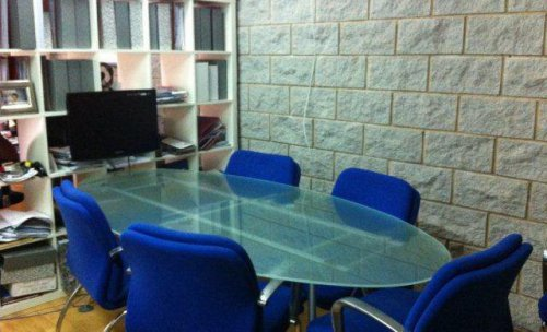 Oficina Fincalia sala de juntas