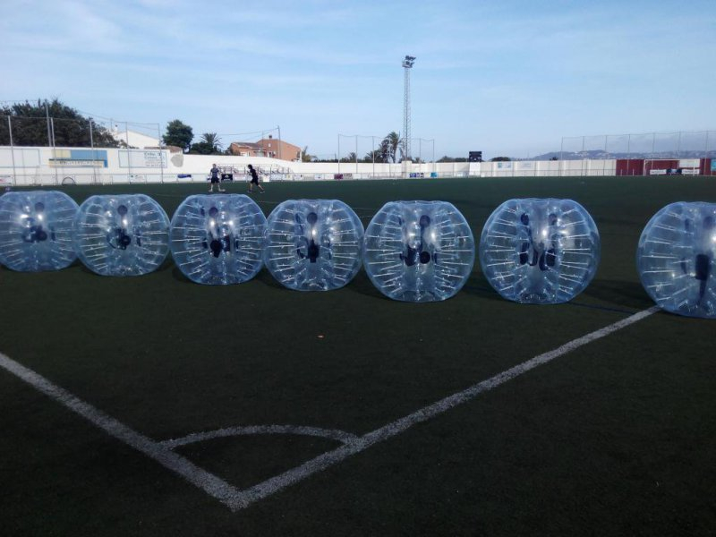 Las bubbles o burbujas