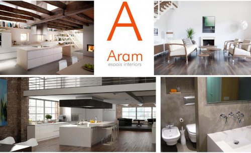 Aram  interiors reformas integrales en Barcelona