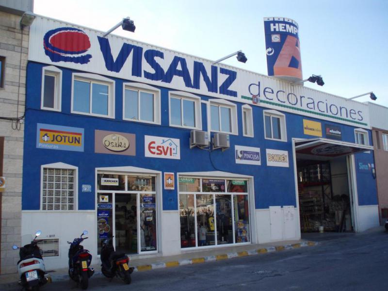Visanz Decoraciones, pinturas y tarimas en Alicante