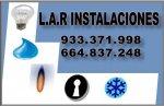 664.837.248 ELECTRICISTAS, FONTANEROS, CERRAJEROS, DESATASCOS, CAMION CUBA, LAMPISTAS, TECNICOS CLIMATIZACIÓN (Aire Acondicionado, Calderas, Termos, Calentadores...)