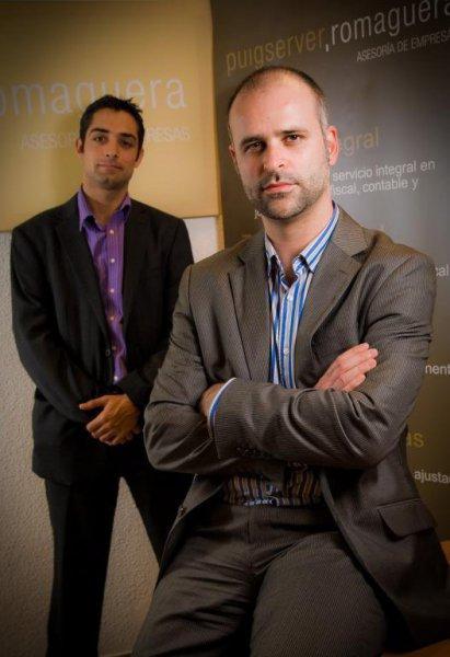 Gerentes de Puigserver y Romaguera Asesoria de Empresas