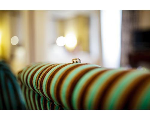 Sofa con alianzas
