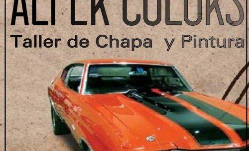 Alfer Colors, Taller de Chapa y Pintura